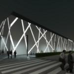 Zimní stadion po rekonstrukci