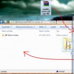 Instalace - QIP Infium