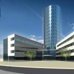 Centrum inovací a VŠ Kampus - jádro