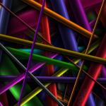 Pipes, různobarevná potrubí