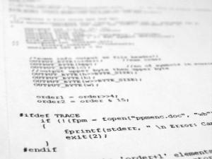 Nějaký zdrojový kód