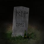 R. I. P. 2013