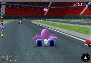 Trať Racetrack