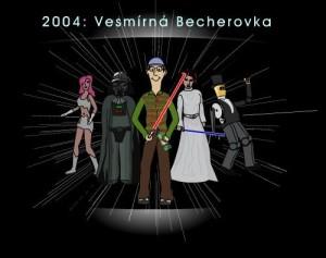Logo Vesmírné Becherovky
